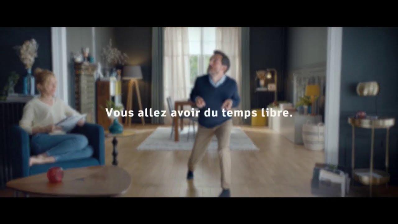 """Musique de la pub Houra.fr – dinosaure """"vous allez avoir du temps libre""""  2021"""