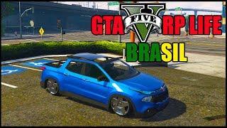 GTA 5 RP LIFE BRASIL - CARROS E MOTOS BRASILEIROS/ PT-BR ( Ep 07 )