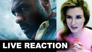 The Dark Tower Trailer REACTION