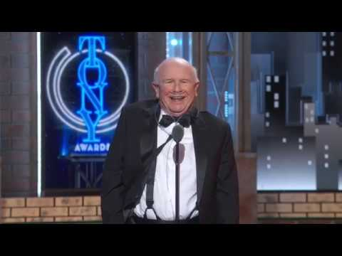 2019 Tony Awards: Lifetime Achievement - Terrence McNally