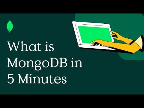 MongoDB in 5 Minutes with Eliot Horowitz