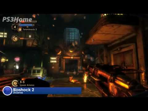 Analisis Bioshock 2 Ps3home