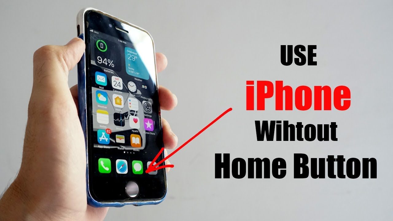 Download How to use iPhone without Home Button | Home Button alternative for iPhone