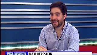El concejal, Maximiliano Berestein, estuvo presente en #ReporteEspecial
