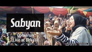 (Live) Sabyan - Qomarun