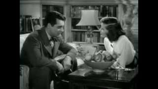 Vivir para gozar. George Cukor. 1938.