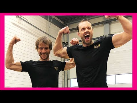 COCKTAIL SCOOPIE VAN JOEL BEUKERS | TRAINEN MET JOEL BEUKERS | Giels Road To Sixpack