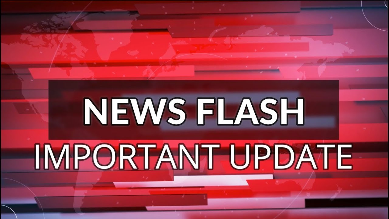 CCEA News Flash: Important Update