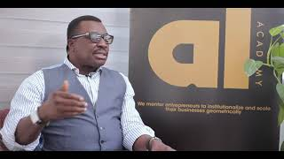 Mr Atunyota Alleluya Akpobome Ali Baba Speaks on Pricing for Creatives at ALA