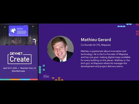 Mathieu @DevNet Create 2018: Where Applications meet Infrastructure