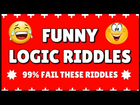 Top 5 HARD and Most FUNNY riddles for kids and adults!