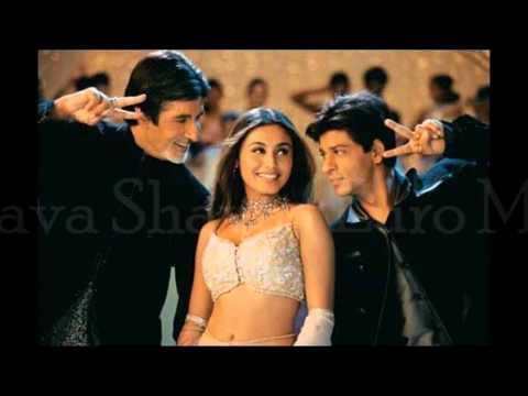 Shava Shava Euro Mix Club Kg Shahrukh Khan Amitabh Bachchan Rani Mukherjee
