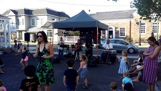 Magdaliz Roura & Her Latin Ensemble @ Music on Main Yardley 2018