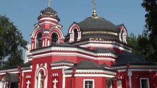 видео Знаменская церковь в Аксиньино