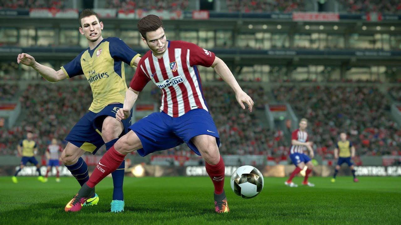 PES 2017 VRAM FİX FOR AMD AND İNTEL HD GRAPHİCS