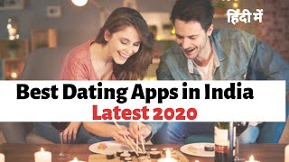 Best Dating App in India (2020) 🔥🔥🔥- Free Dating Apps in India in Hindi