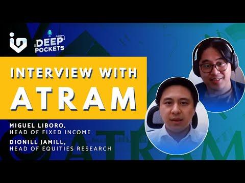 Usapang Fund Management | Interview with ATRAM Fund Managers #DeepPocketsbyInvesta