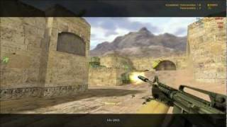 Counter-Strike 1.6 GamePlay