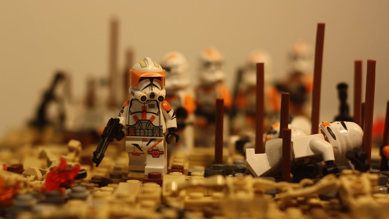 Lego Massacre on Sarrish The