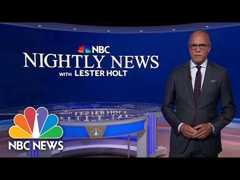 Download Nightly News Full Broadcast - October 14th