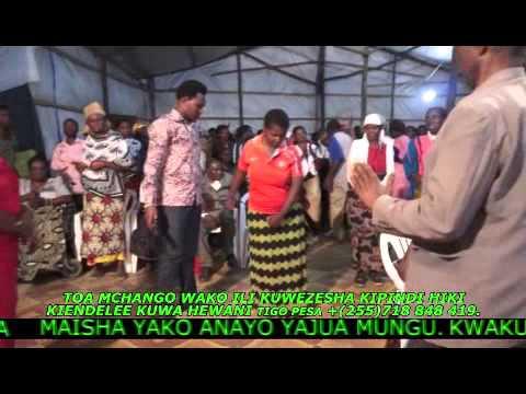 Prophet Frank Julius Kilawah : Kipindi cha 23 October