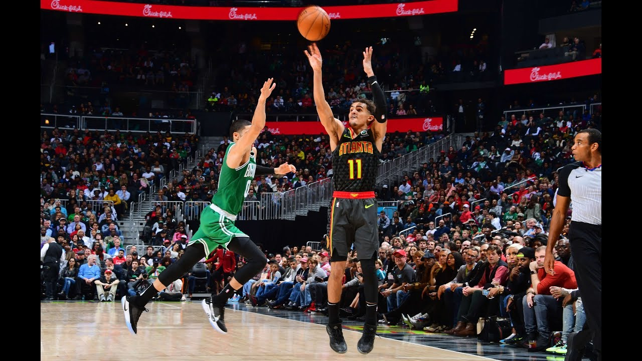 Trae Young Is A Walking Bucket | Atlanta Hawks Highlights | 2018-19 NBA Season