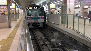 2018年 9月 20日 小田急新宿駅 小田急1000形 出発