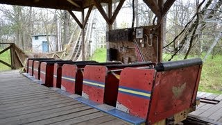 Exploring an Abandoned Amusement Park - PA