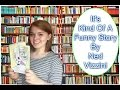 It's Kind Of A Funny Story   Minute Or Less Book Review