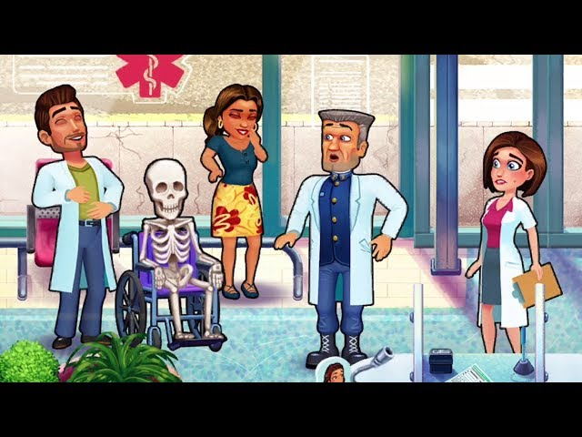 Heart's Medicine - Doctor's Oath #8 Level SHIFT 8 A Watchful Eye 🎮 James Games