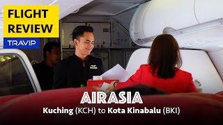Video AirAsia Flight Review: Kuching to Kota Kinabalu with Rokki Wifi Onboard download MP3, 3GP, MP4, WEBM, AVI, FLV Juni 2018