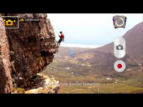 Xperia ZL: Exmor RS Camera with HDR Video for Smartphones