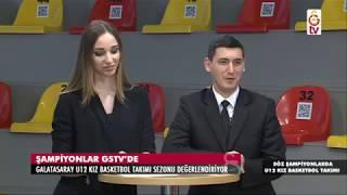 Söz Şampiyonlarda | U12 Kız Basketbol Takımı (18 Haziran 2017)
