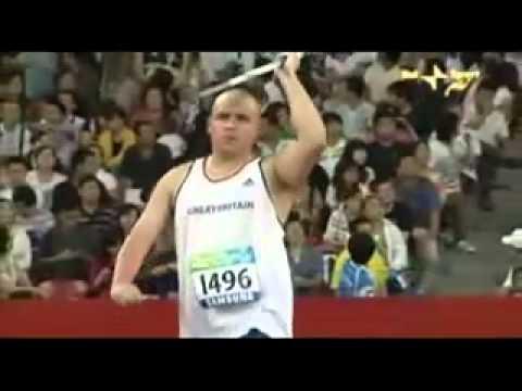 GIUSEPPINA GARGANO ALLE Paralimpiadi Finale 200 M