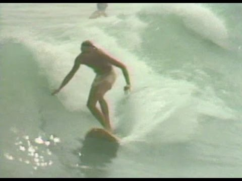 Surf's Up On South Beach!