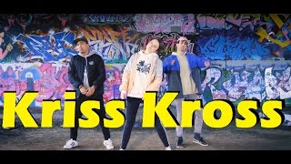 kriss kross chris brown   curtis alvaro   choreography