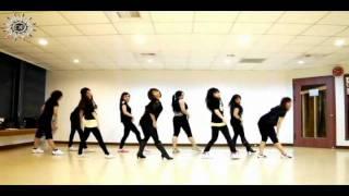 Dance Force舞朝 工作室 10月Luxy NewJazz(初階) Kaci battaglia - body shots