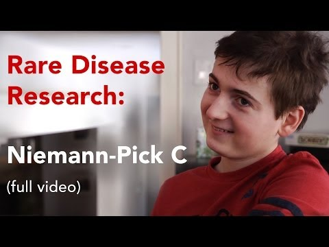 Rare Diseases Research: Clinical Trial for Niemann-Pick Type C