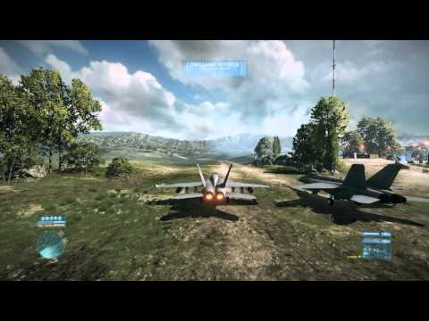 battlefield 3 pc gameplay 1080p vs 720p
