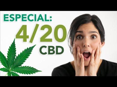 Todo sobre el CBD - Especial 4/20   Dra. Jackie