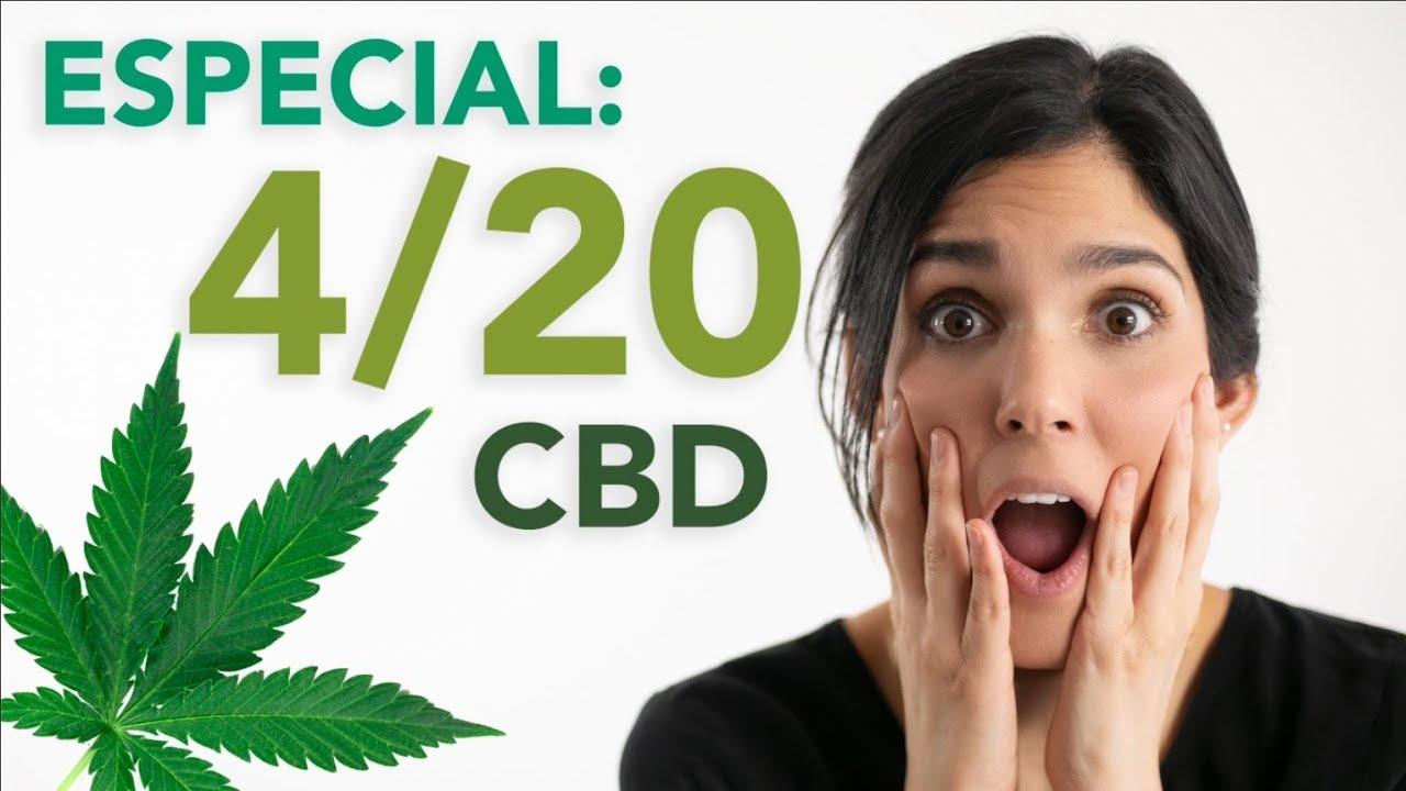 Todo sobre el CBD - Especial 4/20 | Dra. Jackie