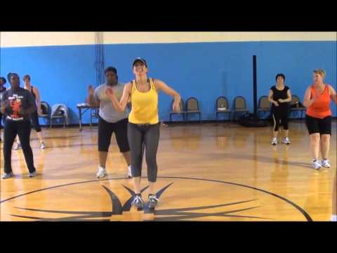 Palo Watatah Merengue High Cardio/Leg Toning  Zumba routine by Jilly B.