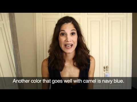 How The Cómo Beige To Combinar Camel Combine El Color qc4A3L5SRj