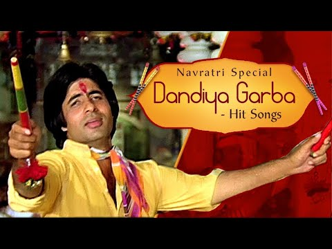 Dandiya Garba Songs | Navratri Special 2017 | Best of Bollywood Dance Songs [HD]