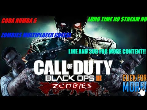 Zombies And Multiplayer Cheese!!!WGEGang Nation!!!