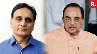 Dr. Subramanian Swamy And Rakesh Sinha React To #SabarimalaPolitics