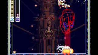 ロックマンX2 カウンターハンターステージ5 ゼロと対決編