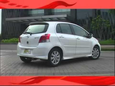6600 Koleksi Gambar Mobil Yaris 2008 Terbaik