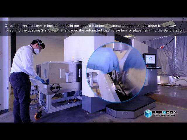 Farsoon HT1001P - Polymer Laser Sintering