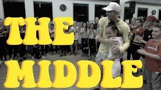 "Nicole Laeno & Matt Steffanina | ""The Middle"" - Zedd | Choreography by Matt Steffanina"